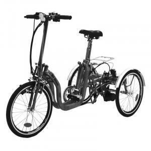 Di Blasi trehjulet el cykel